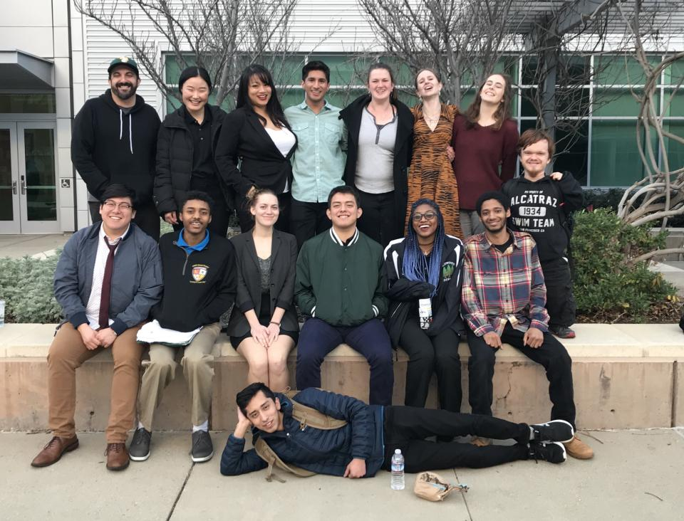 Humboldt State Debate Team wins Los Medanos Debate tournament